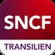 application sncf transilien