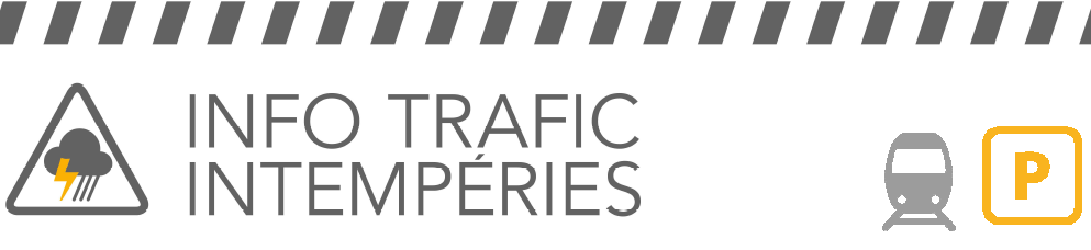 Info Trafic intempéries