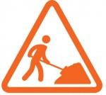 Logo travaux ligne p