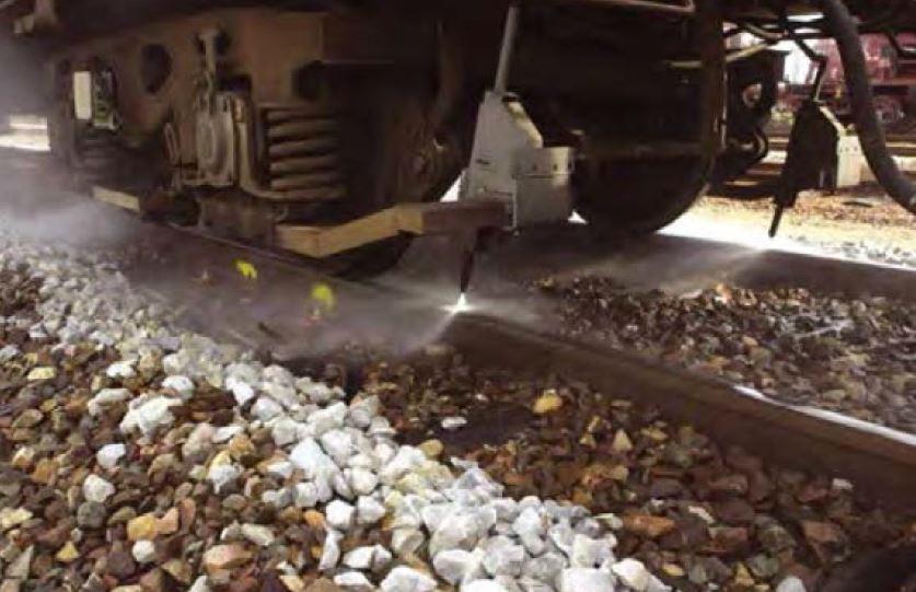 train laveur