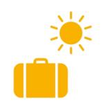 valise soleil