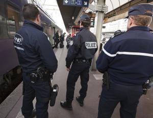 photo police ferroviaire