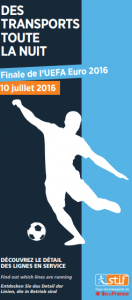 affiches finale Euro 2016