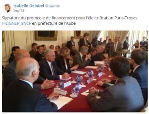 tweet-electrification