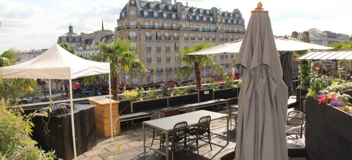 en bref un balcon vert le retour du perchoir et l 39 agence transilien de paris est en pause. Black Bedroom Furniture Sets. Home Design Ideas