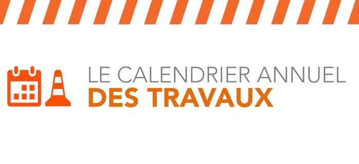 Voyage Sncf Calendrier.Le Calendrier Des Travaux Septembre 2019 A Janvier 2020
