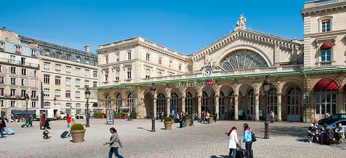 Esplanade de la Gare de l'Est